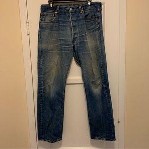 Levi's 501 classic jean